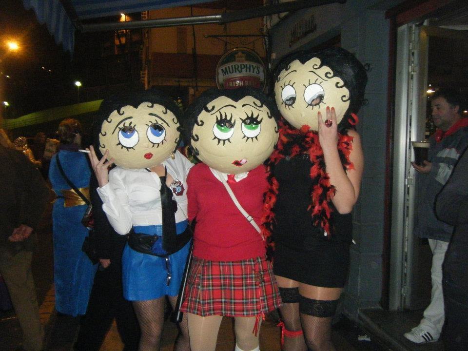Ganador carnavales ni un gramo de locura for Gimnasio bilbao